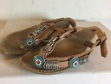 Mootsies Tootsies Made In Italy ALL leather Women Size 6.5M