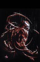 🚨🕸 VENOM #31 GABRIELE DELL'OTTO Carnage Virgin Variant King In Black VF+