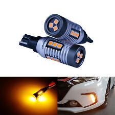 T15 W16W 15 SMD Amber Seitenlicht RücklichtGlühlampen Blinker Blinklicht Lampe