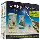 Waterpik Evolution WF-07W010 & Nano WP-310 Water Flosser Combo Pack