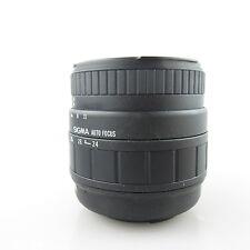 Para Minolta AF Sigma zoom 24-70mm 3.5-5.6 objetivamente/lens