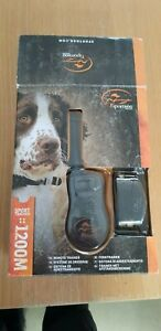 "Sportdog 1225 e-collar,training, ""shock"" collar and receiver."