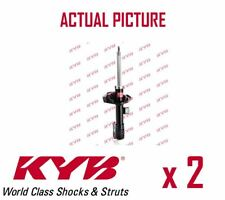 2 x NEW KYB FRONT AXLE SHOCK ABSORBERS PAIR STRUTS SHOCKERS OE QUALITY 339104