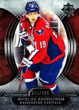 2013-14 UD Ultimate Collection #16 Nicklas Backstrom