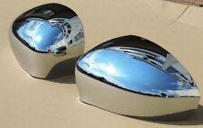 Cover calotte specchietti cromati per fiat 500 e 500 Abarth