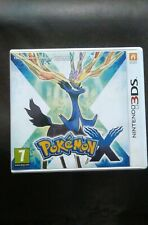 Pokemon X Case Replacement No Game