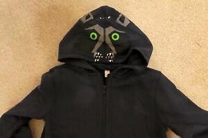 Tea Collection Hoodie Boys Hooded Sweatshirt Size 7