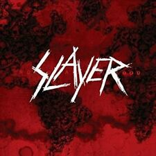Slayer World Painted Blood LP 11 Track Reissue With Gatefold Sleeve Insert and