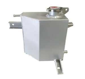Aluminum High quality Overflow Expansion Tank For Navara D40 Pathfinder R51 SL