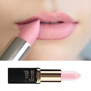 L'Oreal Pale Pink Color Riche Lipstick Helen's Delicate Rose Helen Mirren