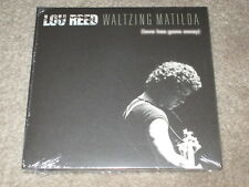 LOU REED - WALTZING MATILDA - DOUBLE CD - NEW