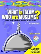 Here and Now: What Is Islam? Who Are Muslims? by Carole Marsh (2002, Paperback)