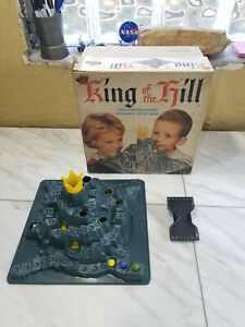 Rare Vintage King of the Hill Game by Schaper In Box
