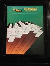 EZ PLAY TODAY BEGINNINGS FOR KEYBOARDS BOOK C