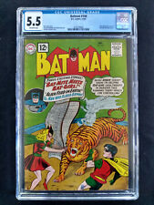 Batman #144  CGC 5.5  DC Comics 12/61
