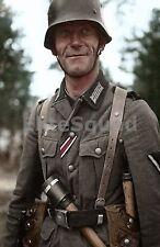 WW2 Picture Photo Wehrmacht Sturmpioniere Stormtrooper Assault Pioneer 1940 899