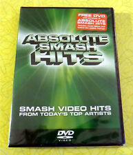 Absolute Smash Hits ~ New DVD Movie ~ Fervent Records Music ~ RARE Sealed Video