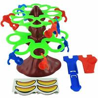 JUMPING MONKEY GAME TREE TOP TUMBLING MONKEYS FUNNY BOARD GAME INDOOR FAMILY FUN