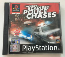 World's Scariest Police Chases - PS1 - Playstation 1
