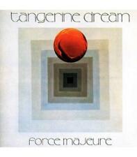 """CD TANGERINE DREAM """"FORCE MAJEURE"""". Nuevo y precintado"""