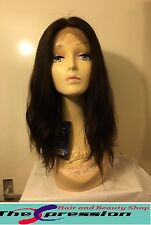 100% Real Natural Human Hair Full Lace Wig Mar Laddy -  AUTHORISED UK SELLER