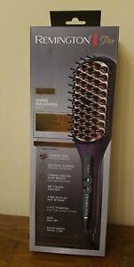 Remington Pro 2-in-1 Heated Straightening Brush