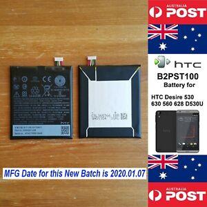 GENUINE HTC Desire 530 630 650 628 D530u Battery B2PST100 2200mAh - Local Seller