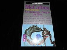 Anne McCaffrey : Cycle de Pern 13 : La chanteuse dragon de Pern Pocket Siudmak