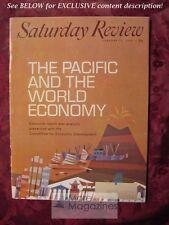 Saturday Review January 12 1963 DAVID SARNOFF ORNETTE COLEMAN EISAKU SATO