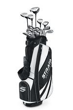 Callaway Men's Strata Ultimate Complete Golf Set Right-Handed, Regular Flex - 18 Pcs