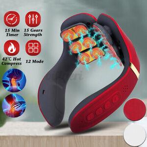 12D appareil de massage Shiatsu dos de la vibration électrique de la chaleur