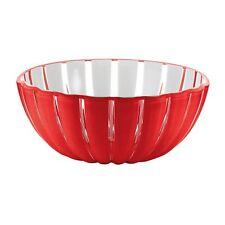 Guzzini Grace Contenitore/insalatiera Rosso e Bianco 30cm