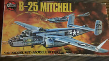 Vintage 1978 Airfix Kit 1:72 B-25 Mitchell bomber BN In Packaging Series 4