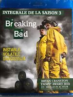 BLU RAY - BREAKING BAD - SAISON 3 - NEUF