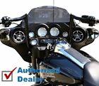 "Paul Yaffe Black 12"" Monkey Bar Apes Handlebars Harley Touring Bagger Dresser"