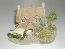 LILLIPUT LANE, WISTERIA LANE, 2005, L2942, Chocolate Box Collection, Beautiful.