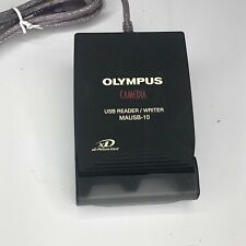 Olympus Optical Camedia USB Reader Writer MAUSB-10 xD Picture/SmartMedia a3q