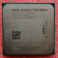 AMD Athlon X4 845 CPU AD845XACI43KA 3.5 GHz quad-core FM2+ Processor US Shipping