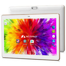 "Acepad a121 10 pollici [10.1""] Tablet PC 64gb 2gb di RAM 3g Quad Core Dual SIM - 2017w"