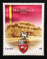 Canada #1976 MNH, Universities - Macdonald Institute Stamp 2003