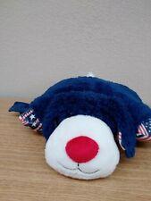 Pillow Pets American Flag Stuffed Dog