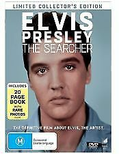 Elvis Presley-The Searcher (DVD, 2018) Limited Collectors Edition