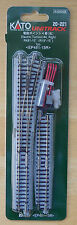 Kato N Scale 20-221 Right Turnout with 481mm 15º Radius Curve #4