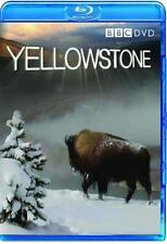 YELLOWSTONE - BBC Wildlife *BRAND NEW BLU-RAY REGION FREE