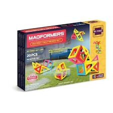 Magformers My First Tiny Friends 20pcs  Educational 3D  Magnetic Building Toy