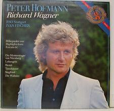 """PETER HOFMANN RICHARD WAGNER RSO STUTTGART IVAN FISCHER 12"""" LP FOC (j347)"""