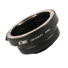 Adaptateur Port Canon EF objektv à Fuji Fujifilm X système caméra