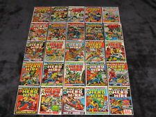 LUKE CAGE HERO FOR HIRE 1 - 125 COMPLETE SERIES POWERMAN AND IRON FIST 14 48 50