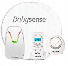 Babysense mit Sernsoratten: Hisense SC210 Babyphone + Babysense 7 Atmungsmonitor
