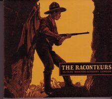 """Raconteurs """"Live at Brixton Academy 2006"""" 2 CD rare"""